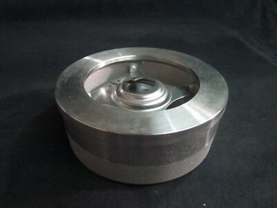 Valve  Flowserve GESTRA  Check SS DISC  RK-66A  DN100- 4in  PN 10/16 DISCO