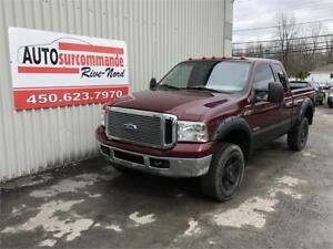 2007 Ford Super Duty F-250 XLT -- GARANTIE 1 AN / 15 000 KMS --
