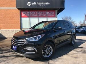 2017 Hyundai Santa Fe Sport Premium| AWD| Panoramic Sunroof| Bac