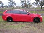 2010 Holden Commodore VE II SS-V Redline Edition Red 6 Speed Manual Sportswagon Mayfield East Newcastle Area Preview
