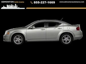 2013 Dodge Avenger SE TEXT APPROVED 780-907-4401