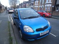 toyota yaris t3 1.3 excellent runner great engine