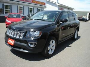 2015 Jeep Compass HIGH ALTITUDE SPORT AWD