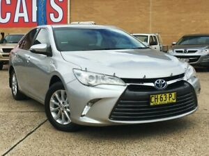 2016 Toyota Camry AVV50R MY15 Altise Hybrid Silver Continuous Variable Sedan