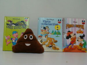 Childrens Book Set With Stuffed Animal