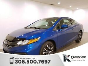 2015 Honda Civic Coupe EX | Heated Seats | Sunroof