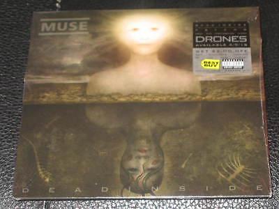 (MUSE - Dead Inside + Psycho - 2 Track EXCLUSIVE BEST BUY CD Single! NEW! OOP!)