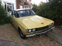 1971 Rover P6 2000SC Auto - a very affordable classic