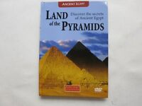 Book & DVD Ancient Civilizations - Land of the Pyramids