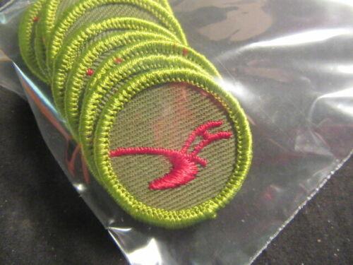 Agriculture Twill Merit Badge     c55