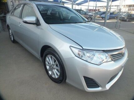 2013 Toyota Camry ASV50R Altise Silver Pearl 6 Speed Automatic Sedan Bohle Townsville City Preview