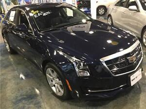 2016 CADILLAC ATS 2.5L (Huge discount available)