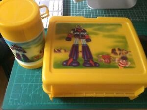 Retro Anime Lunchbox w/ Thermos Kitchener / Waterloo Kitchener Area image 1