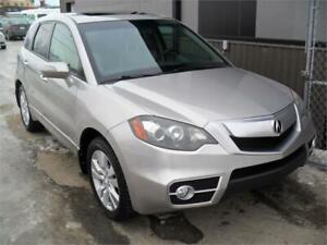 2011 Acura RDX SH AWD Turbo 4 cyl FULL + GARANTIE 3 ans incluse