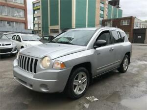 2010 Jeep Compass NORTH EDITION 2x4 4cylinder 143000km
