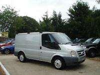 2007 FORD TRANSIT 2.2 TDCi 260 SWB Low Roof Duratorq NO VAT