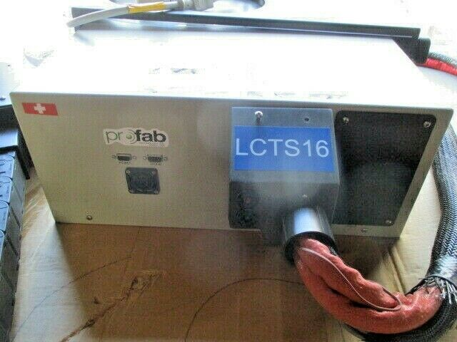 Pro Fab LCTS16 Cooling & Heating Air Tester Controller MT4000-100018, 100889
