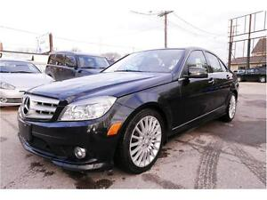 2010 Mercedes-Benz C250 AWD -- Accident Free -- One year Warrant