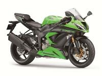 Brand New Kawasaki ZX636 for the price of Used!
