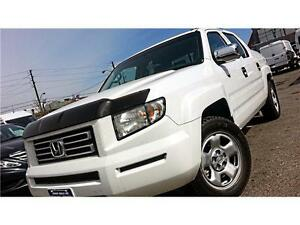2007 Honda Ridgeline LX / 4WD / TRAILER HITCH / CLEAN CARPROOF