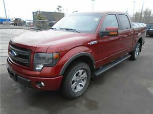 ** 2014 ** FORD ** F-150 ** FX4 ** SUPERCREW ** 4X4 **