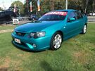 2006 Ford Falcon BF MkII XR6 6 Speed Auto Seq Sportshift Sedan