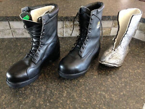 Royer Lineman Work Boot Size 11 New