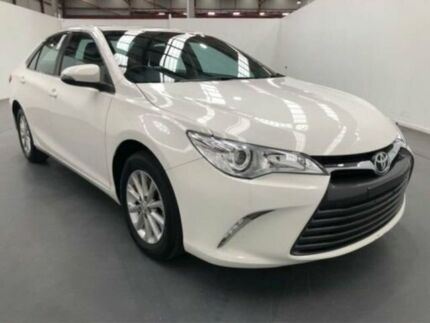 2017 Toyota Camry ASV50R MY16 Altise White 6 Speed Automatic Sedan Fyshwick South Canberra Preview