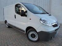 Vauxhall Vivaro 2700 CDTI 115 SWB Van ....Recent New MOT Included, No Vat, Excellent Driving Van
