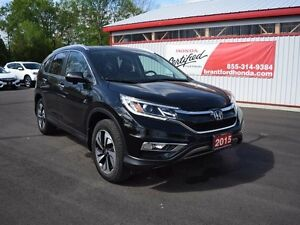 2015 Honda CR-V Touring 4dr All-wheel Drive