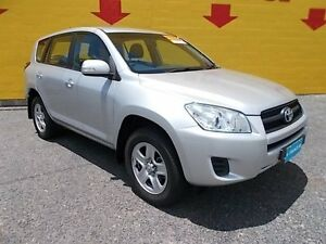 2012 Toyota RAV4 ACA38R MY12 CV 4x2 Silver 4 Speed Automatic Wagon Winnellie Darwin City Preview