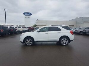 2014 Chevrolet Equinox LTZ, LEATHER, AWD, LARGE TRUNK