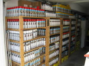 SPRAY PAINT BUYOUT!!!