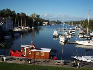 Beautiful Spot in Town of Picton, Ontario. Spotless & Sunny!