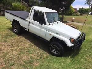 4wd Toyota LandCruiser Ute Tahmoor Wollondilly Area Preview
