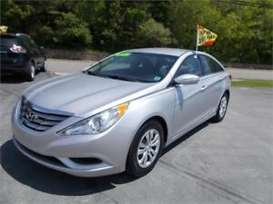 2013 HYUNDAI SONATA GLS LOADED WITH HEATED SEATS $65 WKLY OAC