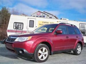 119$ BI WEEKLY OAC! 2010 Forester X + ALLOY RIMS+ HEATED SEATS