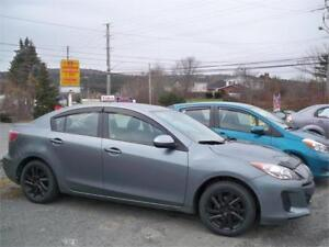 2012 Mazda3 GX! GREAT SHAPE! NEW WINTER TIRES INSTALLED