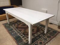 Large kitchen table 7ft.