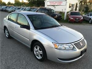2007 Saturn Ion Sedan Ion.2 ** ONLY 47,000KM** A/C! New Battery! London Ontario image 5