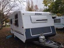 2004 Roma Caravan 16 foot Croydon Maroondah Area Preview