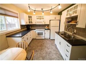 NEWLY Renovated 4 bedroom townhouse for rent near U of M