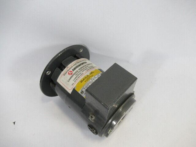 Baldor BTG-1000 584-N 1000rpm 50VDC 2138P TENV 1Ph .4A 50/60Hz USED