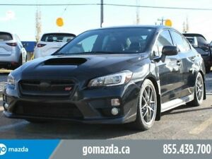 2015 Subaru WRX STI Sport-tech Package LEATHER SUNROOF NAVIGATIO