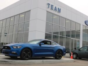 2017 Ford Mustang ECOBOOST, 100A, SYNC, REAR CAMERA, AIR CONDITI