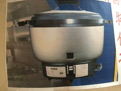 Amko Gas Rice Cooker