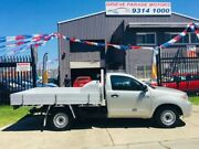 2006 Toyota Hilux GGN15R 06 Upgrade SR 5 Speed Automatic Cab Chassis Brooklyn Brimbank Area Preview