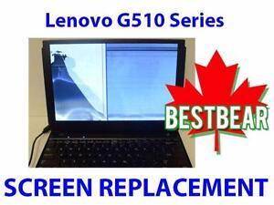 Screen Replacment for Lenovo G510 Series Laptop