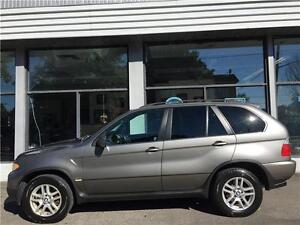 2005 BMW X5 3.0I NAVIGATION-PANORAMIC-EXTRA CLEAN SPECIAL 5950$