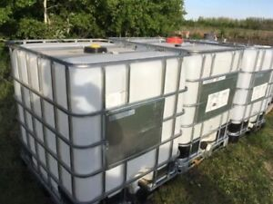 1000 LITRES WATER STORAGE CONTAINER